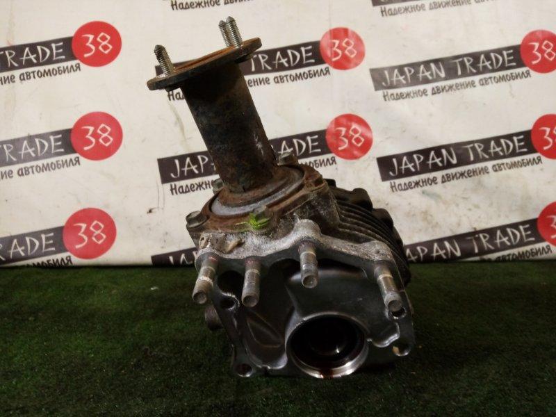 Раздатка акпп Toyota Ractis NCP105 1NZ-FE
