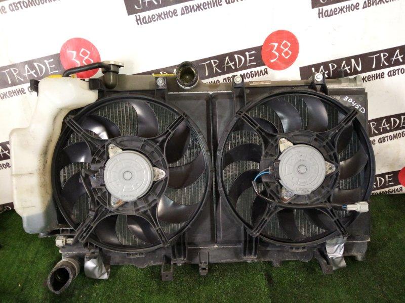 Радиатор охлаждения двигателя Subaru Outback BR9 2009