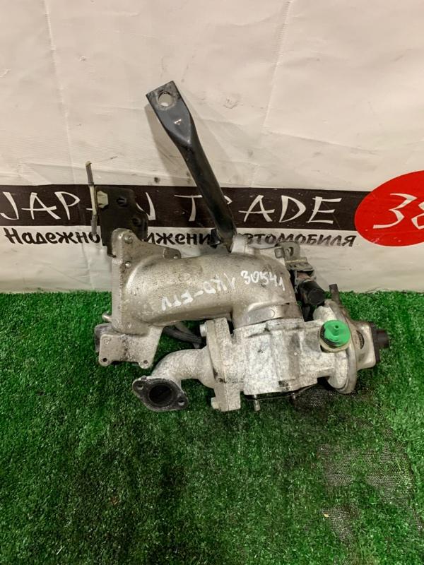Клапан egr Toyota Dyna KDY281 1KD-FTV