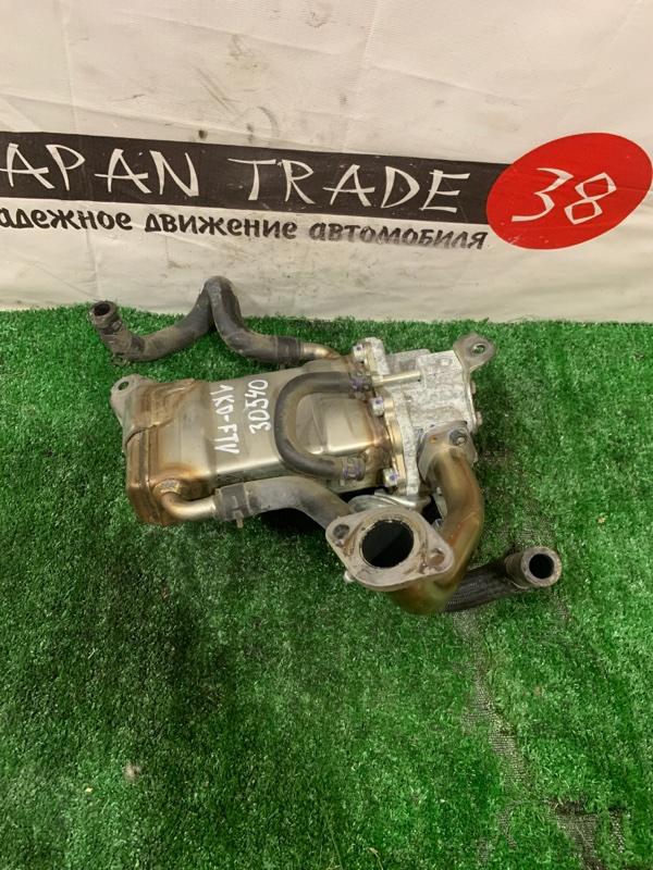 Клапан egr + радиатор Toyota Dyna KDY281 1KD-FTV