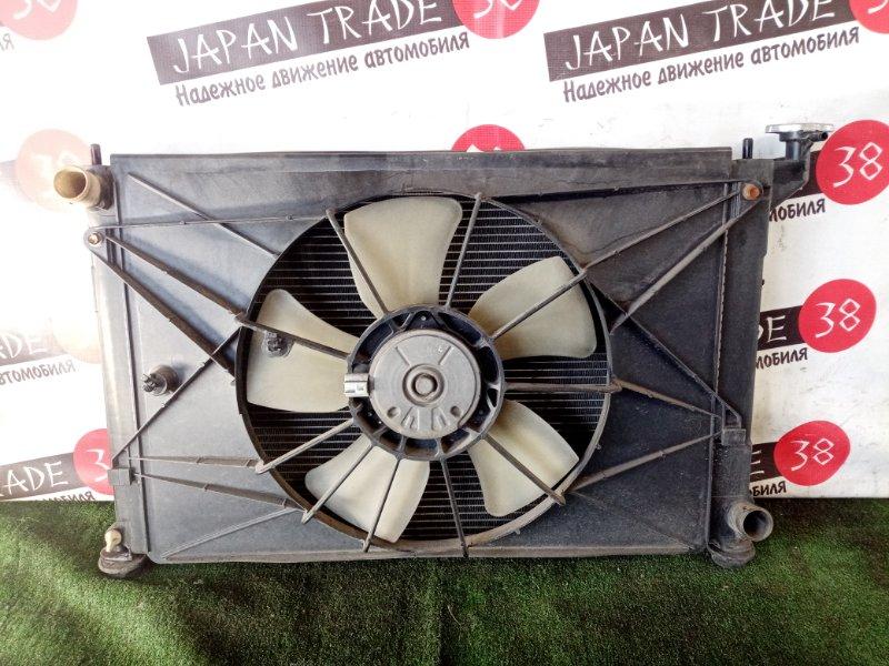 Радиатор охлаждения двигателя Toyota Caldina ZZT241 1ZZ-FE