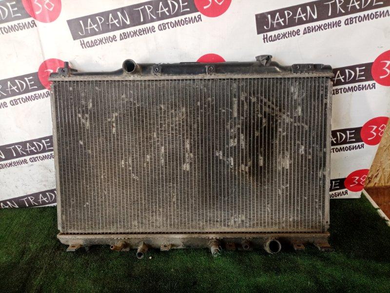 Радиатор охлаждения двигателя Honda Stream RN3 D17A