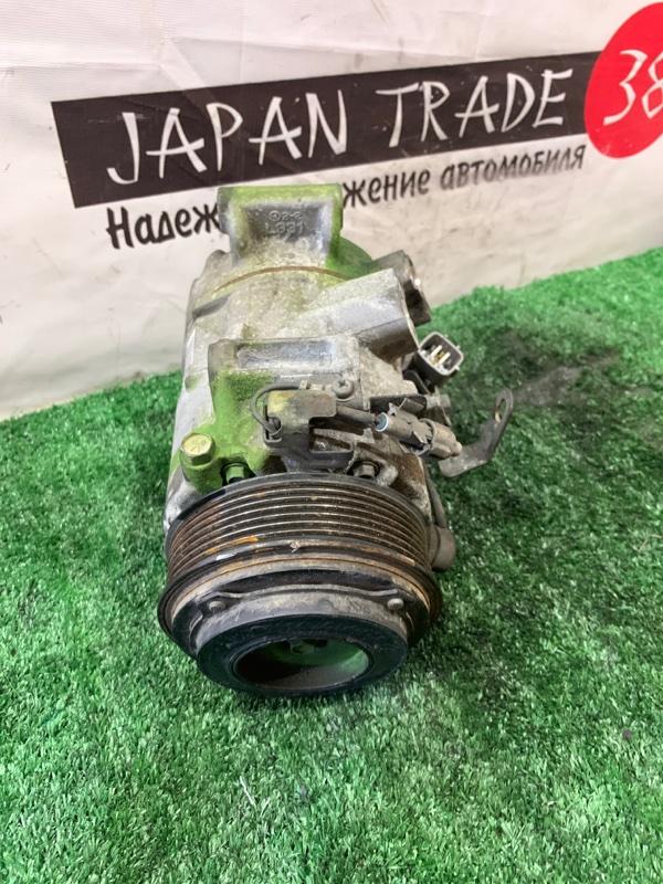Компрессор кондиционера Toyota Harrier GSU35 2GR-FE