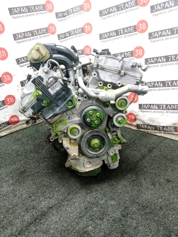 Двигатель Toyota Harrier GSU35 2GR-FE 2006