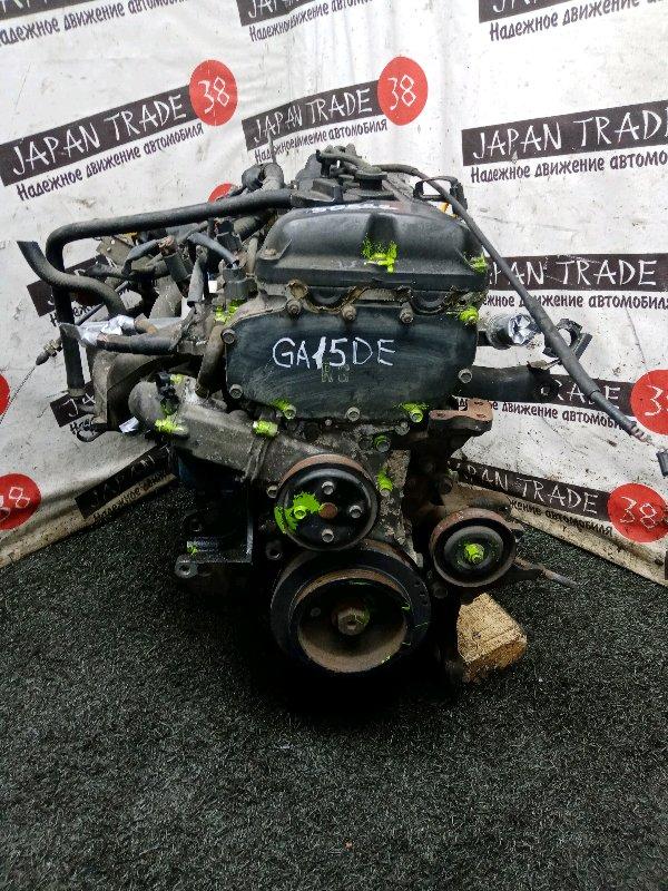 Двигатель Nissan Sunny FB14 GA15DE