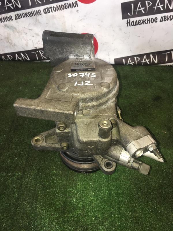 Компрессор кондиционера Toyota Mark Ll JZX90 1JZGE