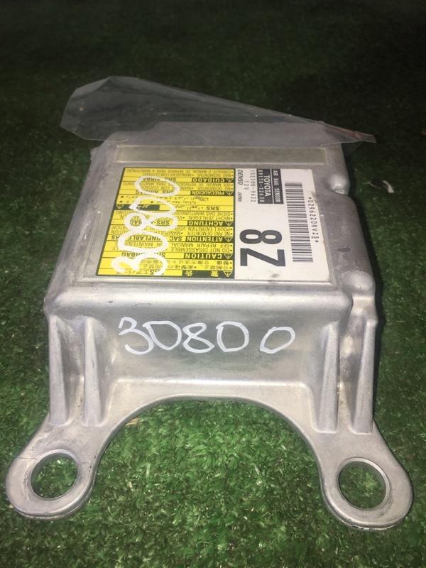Блок управления airbag Toyota Blade GRE156 2GR-FE