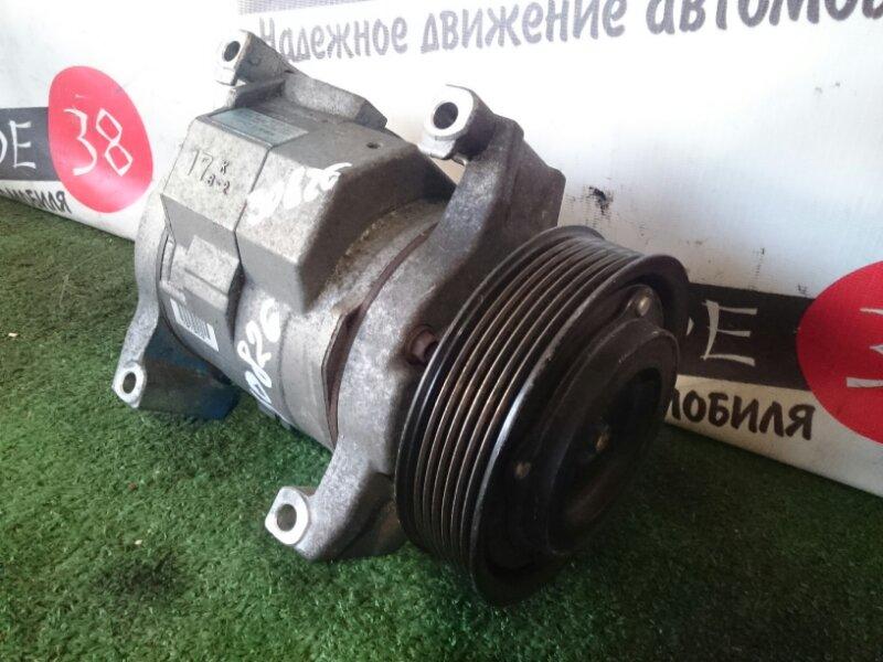 Компрессор кондиционера Honda Stepwgn RF3 K24A