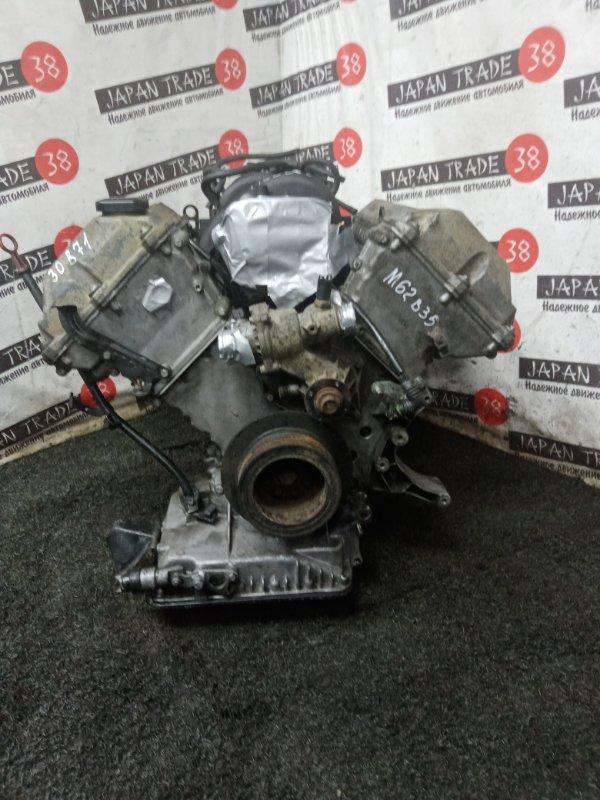 Двигатель Bmw 7 Series E38 M62B35 1997