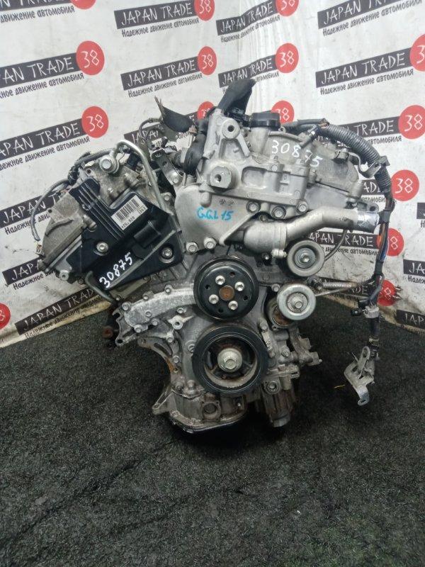Двигатель Toyota Blade GRE156 2GR-FE 2007