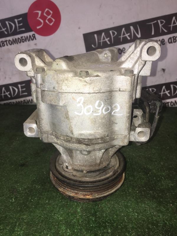 Компрессор кондиционера Toyota Corolla Fielder NZE121G 1NZ-FE