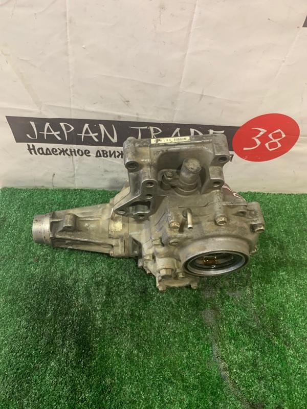 Раздатка акпп Nissan Cube ANZ10 CGA3DE