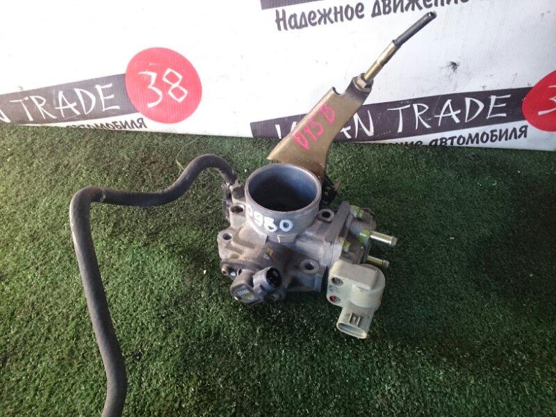 Дроссельная заслонка Honda Partner EY7 D15B