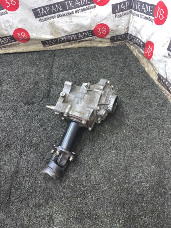 Раздатка акпп Toyota Allex NZE124 1NZ-FE