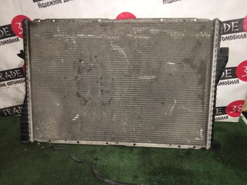 Радиатор охлаждения двигателя Bmw 5 Series `E39 M52B20