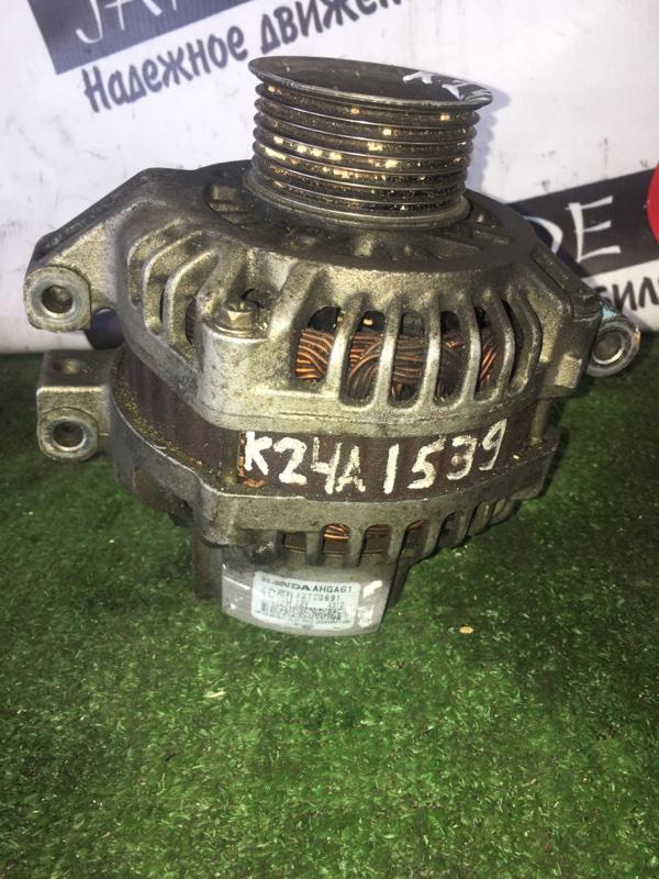 Генератор Honda Edix RD4 K24A