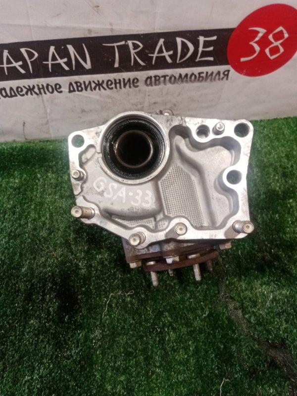 Раздатка акпп Toyota Rav 4 ACA31 2AZ-FE