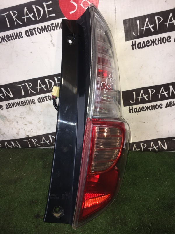 Стоп-сигнал Toyota Passo KGC15 1KR-FE правый