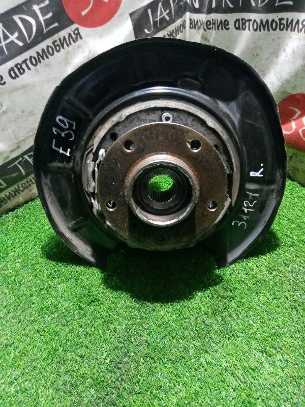 Кулак поворотный Bmw 5 Series `E39 M54B30 задний правый
