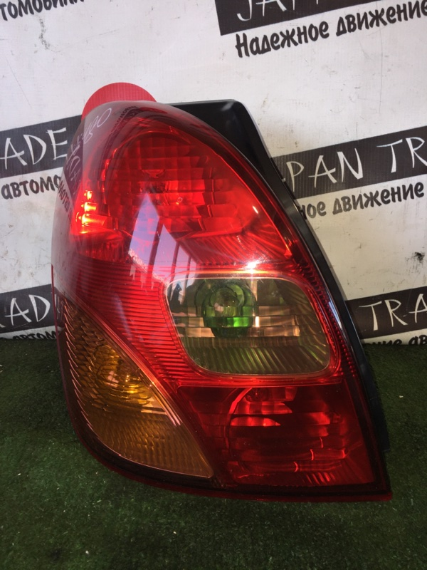 Стоп-сигнал Toyota Corolla Spacio NZE121 1NZ-FE левый
