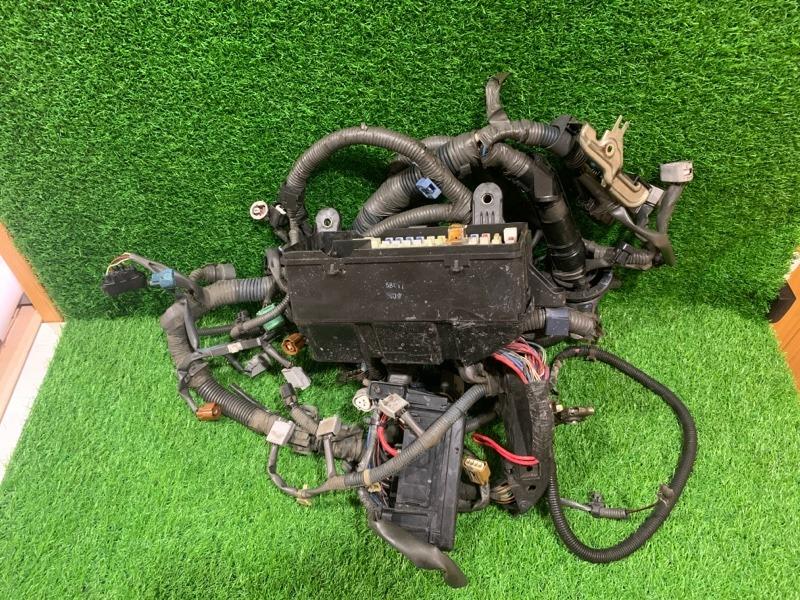Коса двс Toyota Alphard MNH10 1MZ-FE