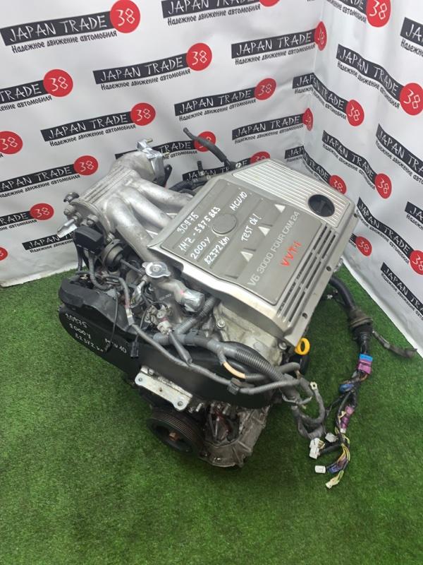 Двигатель Toyota Harrier MCU10 1MZ-FE 2000