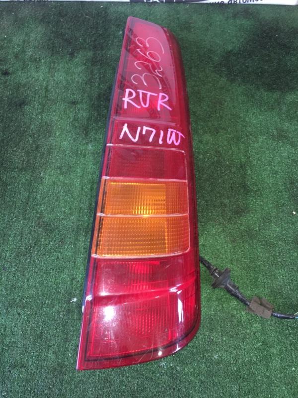Стоп-сигнал Mitsubishi Rvr N61W 4G93 задний правый