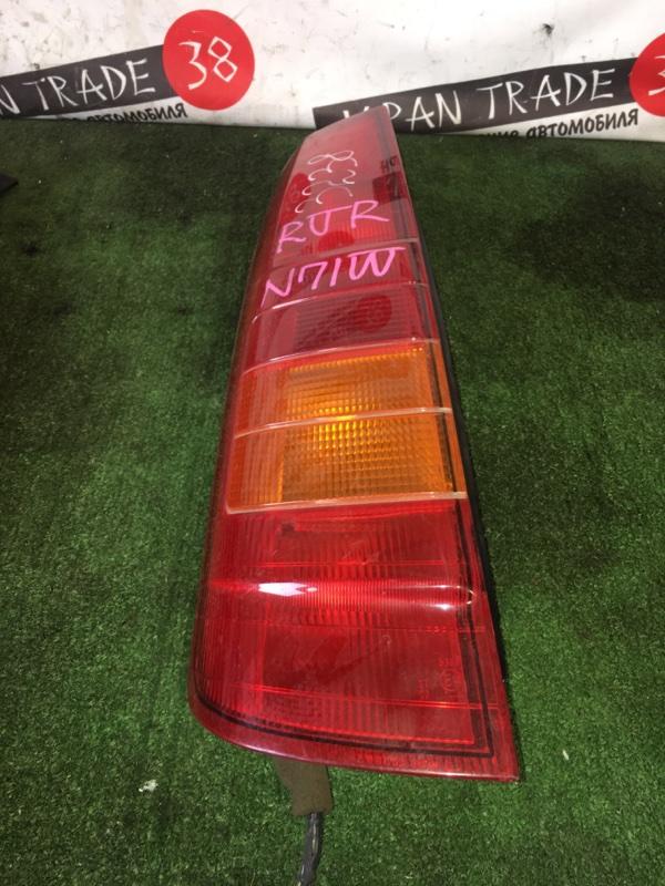 Стоп-сигнал Mitsubishi Rvr N61W задний левый