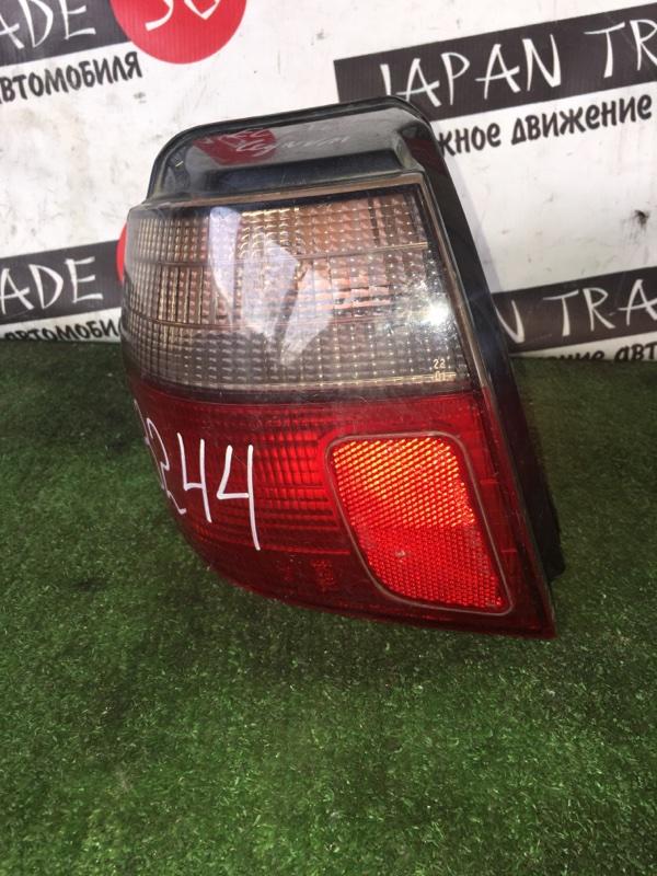 Стоп-сигнал Mitsubishi Legnum EC1W задний левый