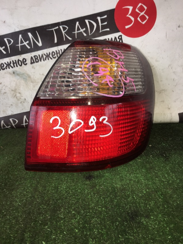 Стоп-сигнал Subaru Legacy Wagon BH9 задний правый