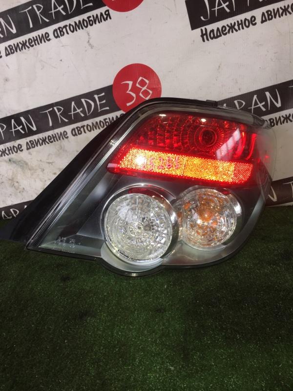 Стоп-сигнал Subaru Impreza GG3 EJ15 задний правый
