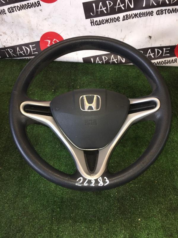 Руль Honda Fit GE8 L13