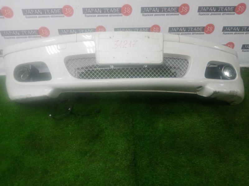 Бампер Bmw 3 Series E46 N42B20A передний