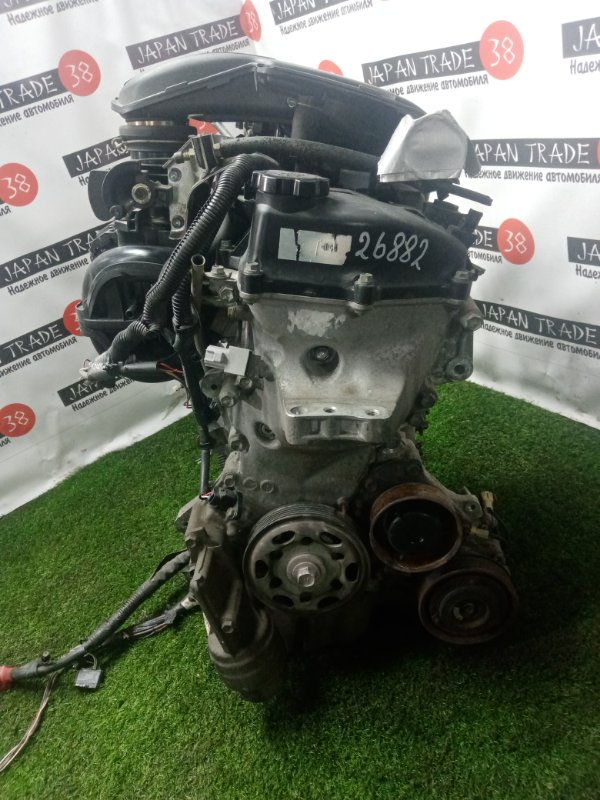 Двигатель Toyota Passo KGC10 1KR-FE