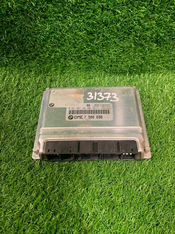Блок efi Bmw X5 E53 M62B44TU