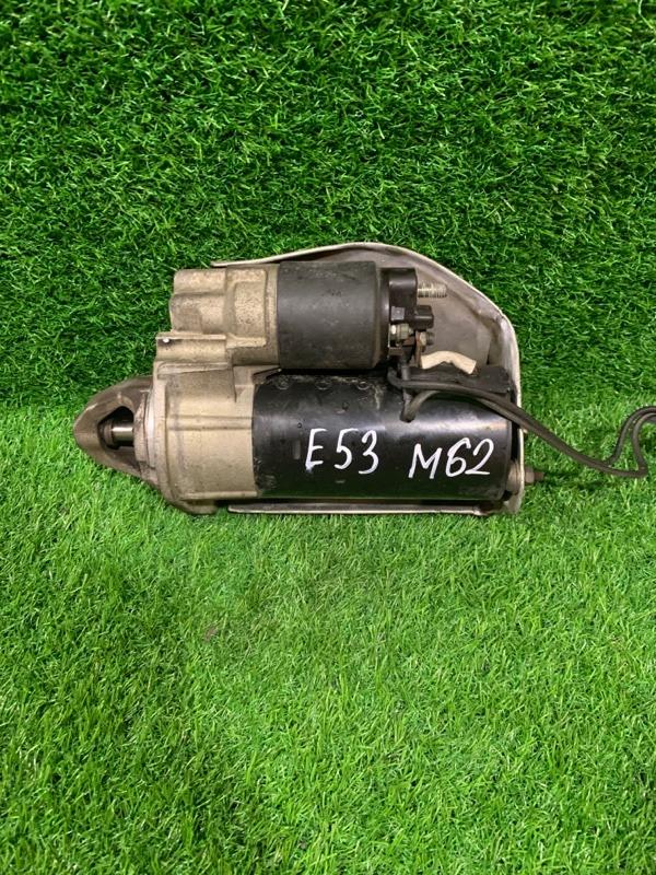 Стартер Bmw X5 E53 M62B44TU