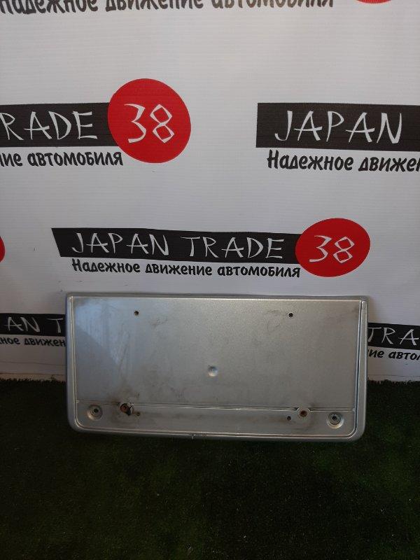 Передний номерной крепежный кронштейн-рамка Bmw 5-Series `E39 передний