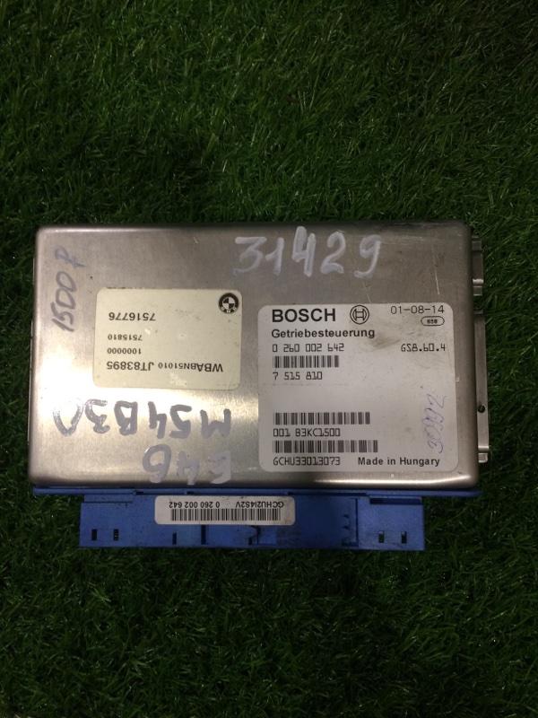 Блок управления акпп Bmw 5 Series E39 M54B25