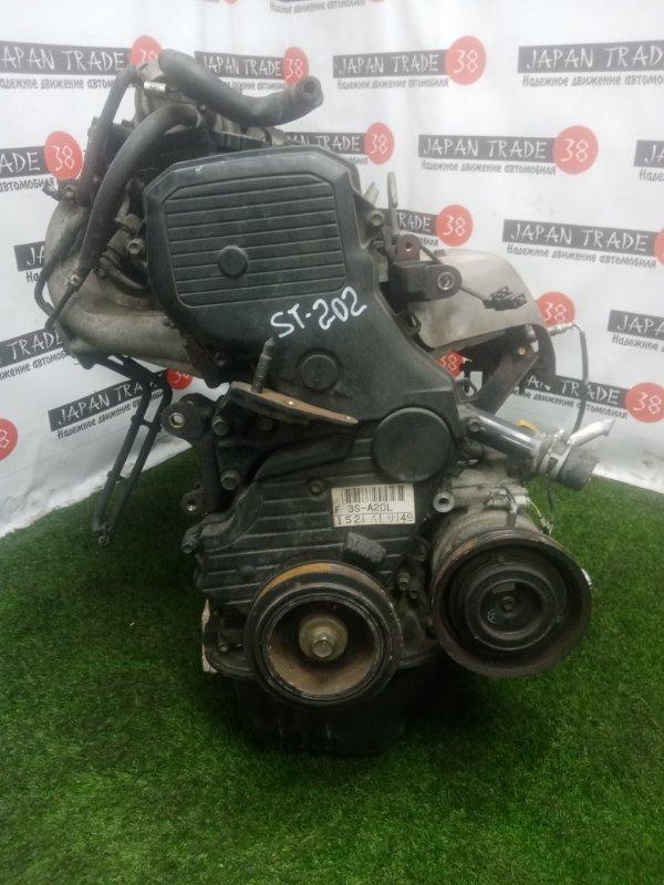 Двигатель Toyota Exiv ST202 3S-FE