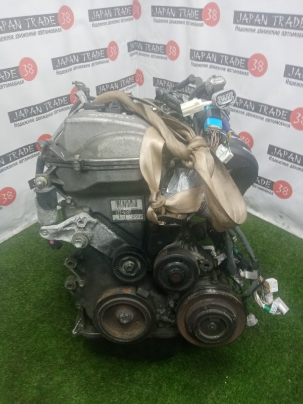 Двигатель Toyota Opa ZCT15 1ZZ-FE