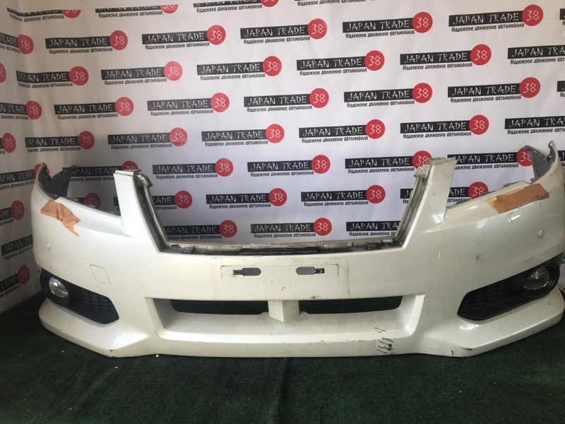 Бампер Subaru Legacy BM9 EJ20E 2012 передний