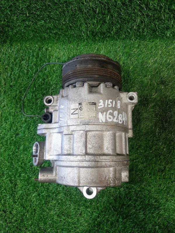 Компрессор кондиционера Bmw X5 `E53 N62B44 2005