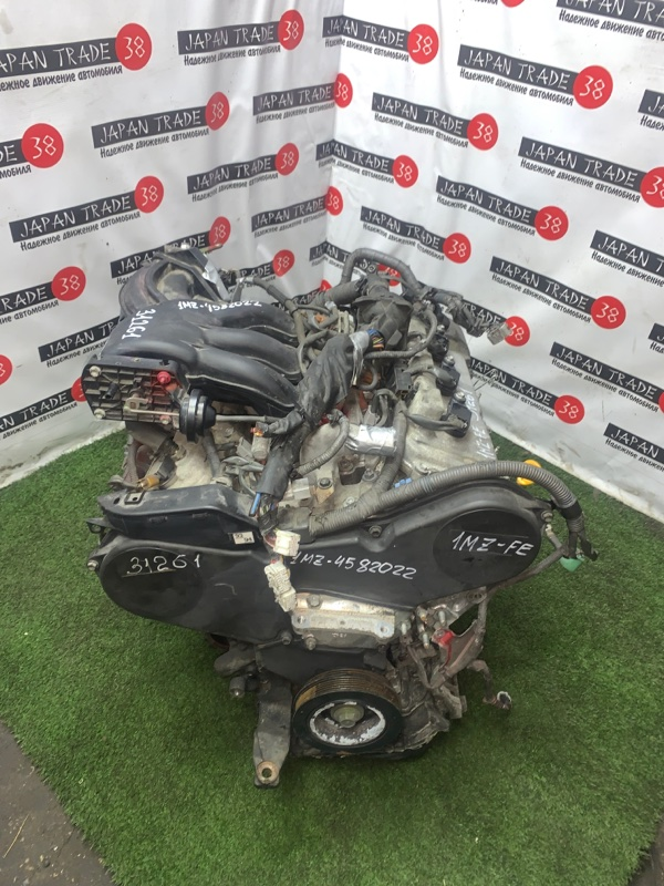 Двигатель Toyota Estima MCR30 1MZ-FE 2002