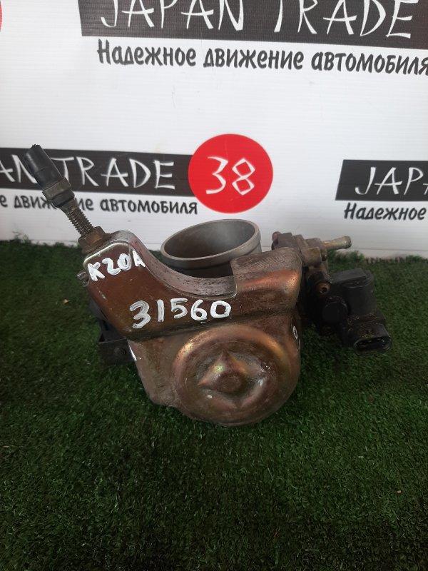 Дроссельная заслонка Honda Stepwgn RF3 K20A