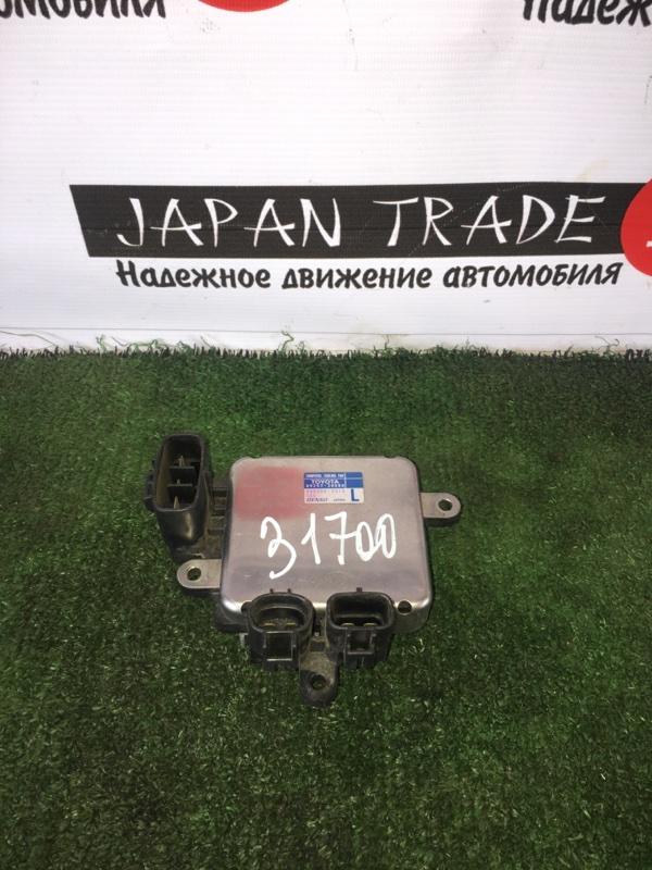 Блок вентилятора Toyota Alphard GGH30