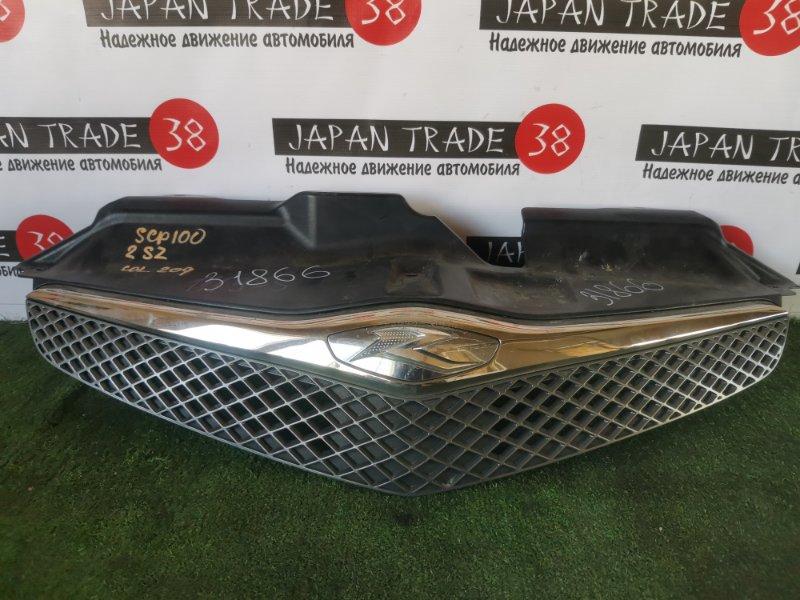 Решетка радиатора Toyota Ractis NCP100 2SZ-FE
