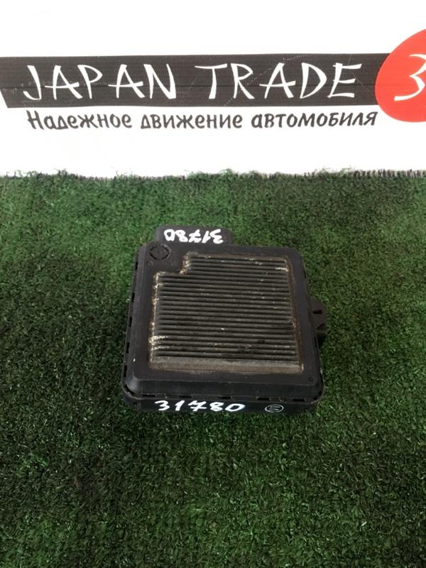 Блок управления акпп Toyota Toyota Mark X Zio GGA10 2GRFE