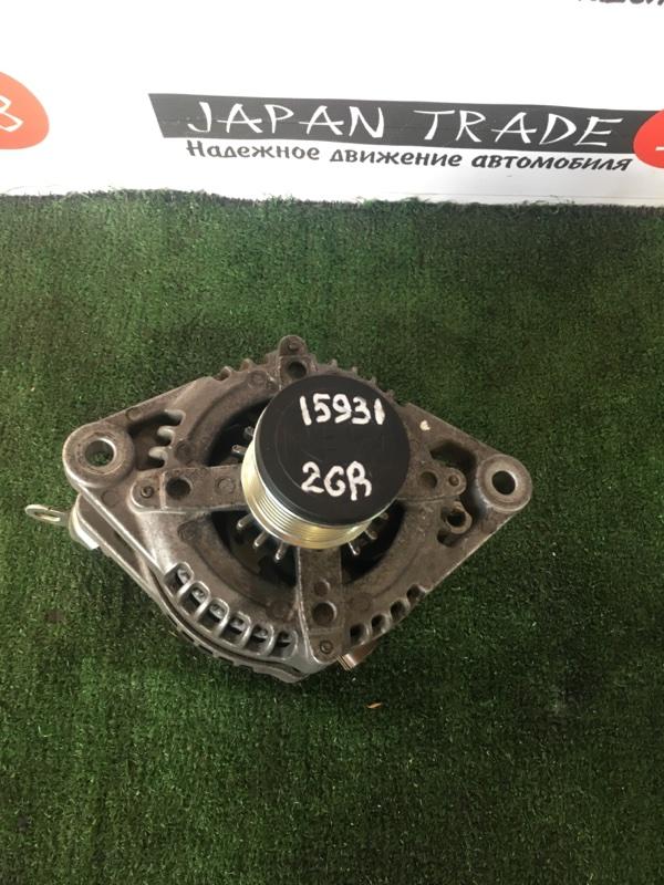 Генератор Toyota Estima GSR50 2GR-FE