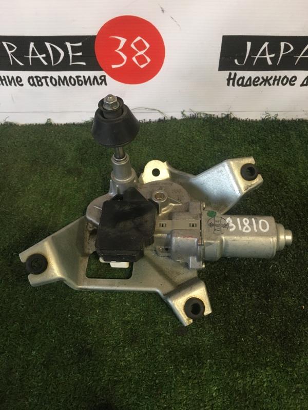 Моторчик заднего дворника Toyota Blade AZE156 2AZ-FE задний
