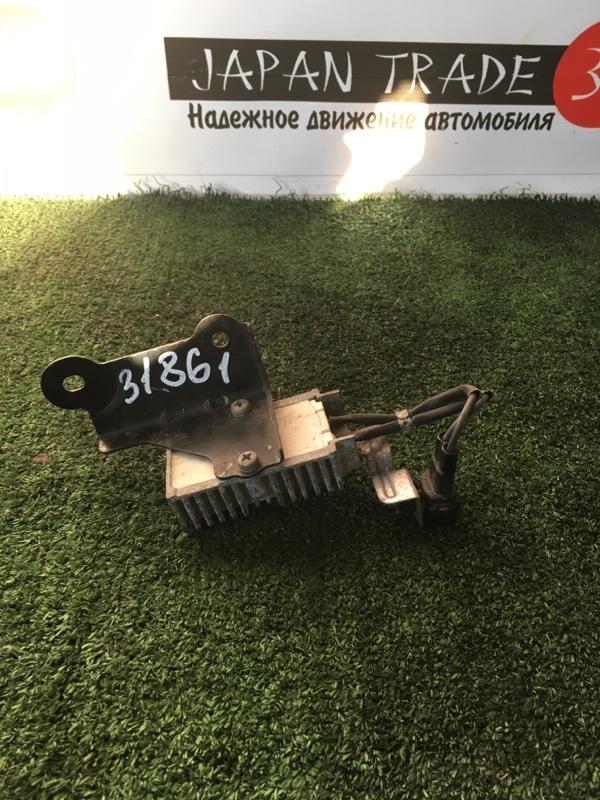 Резистор топливного насоса Toyota Blade GRE156 2GR-FE